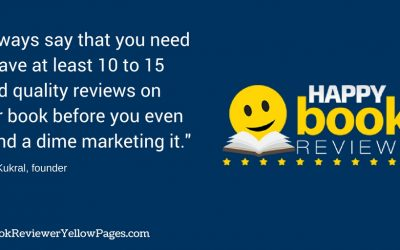 Happy Book Reviews, a Service of Jim Kukral's Author Marketing Club